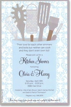 Product Image For Kitchen Gleam Invitation