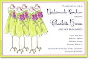 Product Image For Spring Maids Invitation