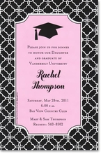 Product Image For Sweet Grad Invitation