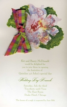 Product Image For Gaylax Leaves Invitation