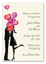 Product Image For Balloon Love Invitation