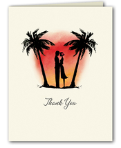Product Image For Sunset Sweethearts Thank You