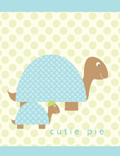 Product Image For Baby Turtle Note Card
