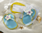 Product Image For Flip-Flop Luggage Tag Gift