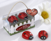 Product Image For Love Bug Ladybug Magnets