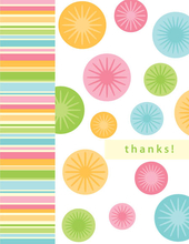 Product Image For Bright Starburst Note Card