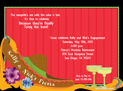 Product Image For Fiesta Sombrero Invitation