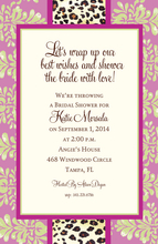 Product Image For Lilac Invitation