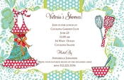 Product Image For Delish Dish Invitation
