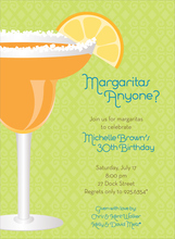 Product Image For Margaritas Anyone? Invitation