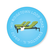 Product Image For Pool Chaise Label