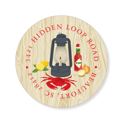 Product Image For Crab Boil Label