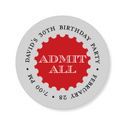 Product Image For Admission Ticket Red Label