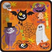 Product Image For Monster Bash Dessert Plate