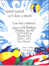 Product Image For Splish Splash Paper