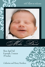 Product Image For Regal Moss Digital Photo Announcement