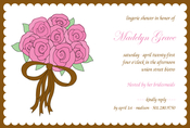 Product Image For Bouquet Today! Digital Announcement / Invitation