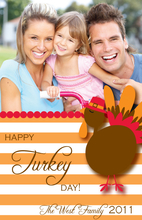 Product Image For Gobble Gobble Digital Photo Card