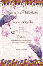 Product Image For Couple's Shower Invitation
