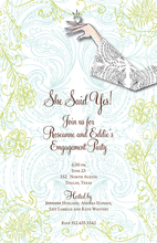 Product Image For A Girl's Best Friend Invitation