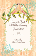 Product Image For Birds of a Feather Invitation