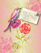 Product Image For Little Birdie Told Me Note Card