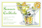 Product Image For Fruity-n-Cool Invitation