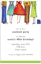Product Image For Cocktail Posse Invitation
