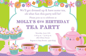 Product Image For <em>Tea</em>-N-Sweets Invitation