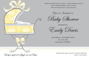 Product Image For Sweet <em>Buggy</em> Invitation