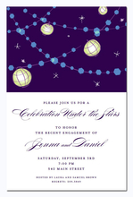 Product Image For Night Lanterns Invitation