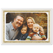 Product Image For Classic Gold Border Photo
