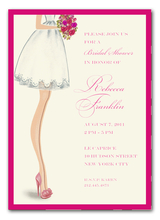 Product Image For Sassy Bride Invitation