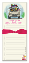 Product Image For Mom's Agenda Magnetic Note Pad