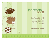 Product Image For My Sports Team Invitation