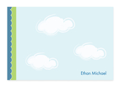 Product Image For Dreamy Clouds Note Card