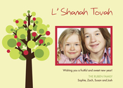 Product Image For Mod Apple Tree Invitation