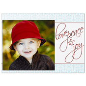 Product Image For Patterned Photo Card Fold Over