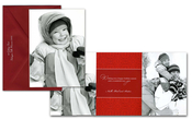 Product Image For 2 Photo Tri-fold Photo Card
