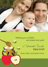 Product Image For Sweet Wishes Invitation
