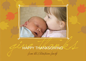 Product Image For Wishful Thanksgiving Invitation