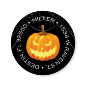 Product Image For Halloween Iconic Letters Label