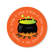 Product Image For Cauldron Label