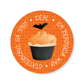 Product Image For Halloween Cupcakes Label