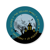 Product Image For House on Haunted Hill Label