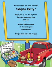 Product Image For Tailgate Fun Designer Paper