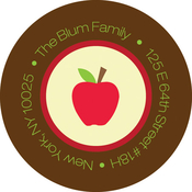 Product Image For Playful Apples Label