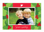 Product Image For Christmas Spirit Photo Card