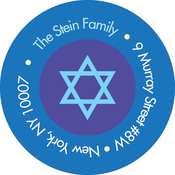 Product Image For Star of David Label