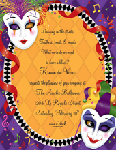 Product Image For Mardi Gras Mambo Laser Paper